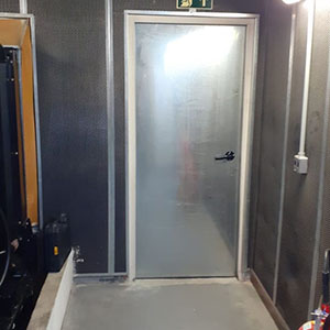 Porta Corta Fogo P120