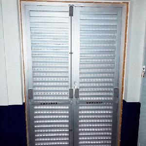 Barra Antipânico para Porta de Alumínio